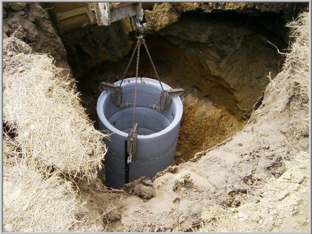 Brunnengrabung